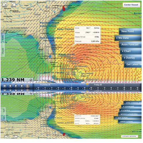 Furuno BBWX4 Sirius XM/Satellite Weather Receiver- NavNet TZtouch & TZtouch  2